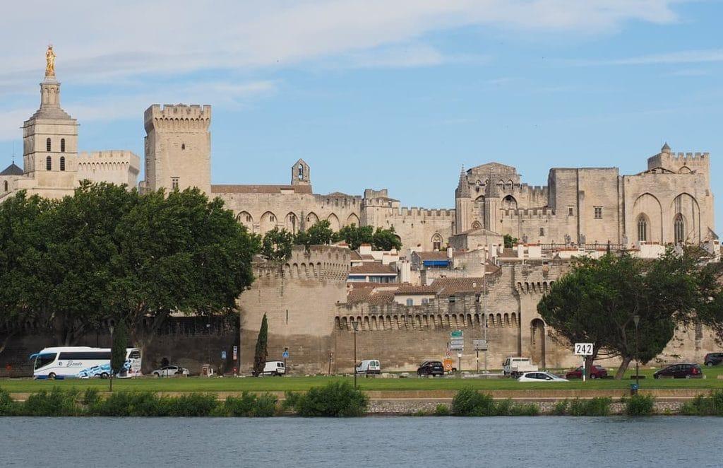 Avignon - Les remparts
