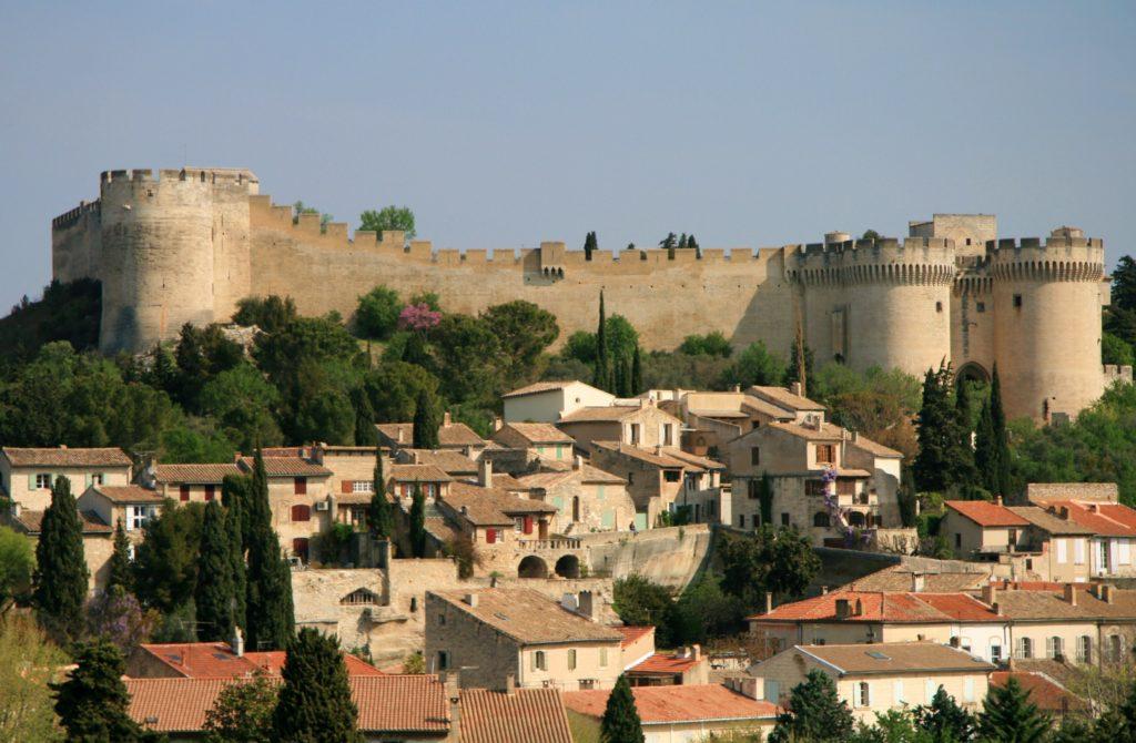 Villeneuve-lez-Avignon - Fort St André