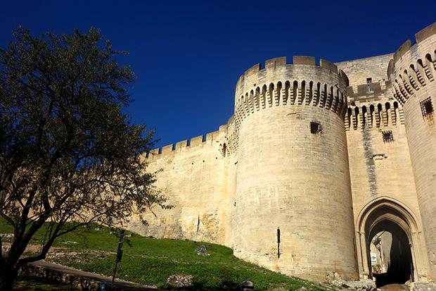 Villeneuve-lez-Avignon -Fort St André