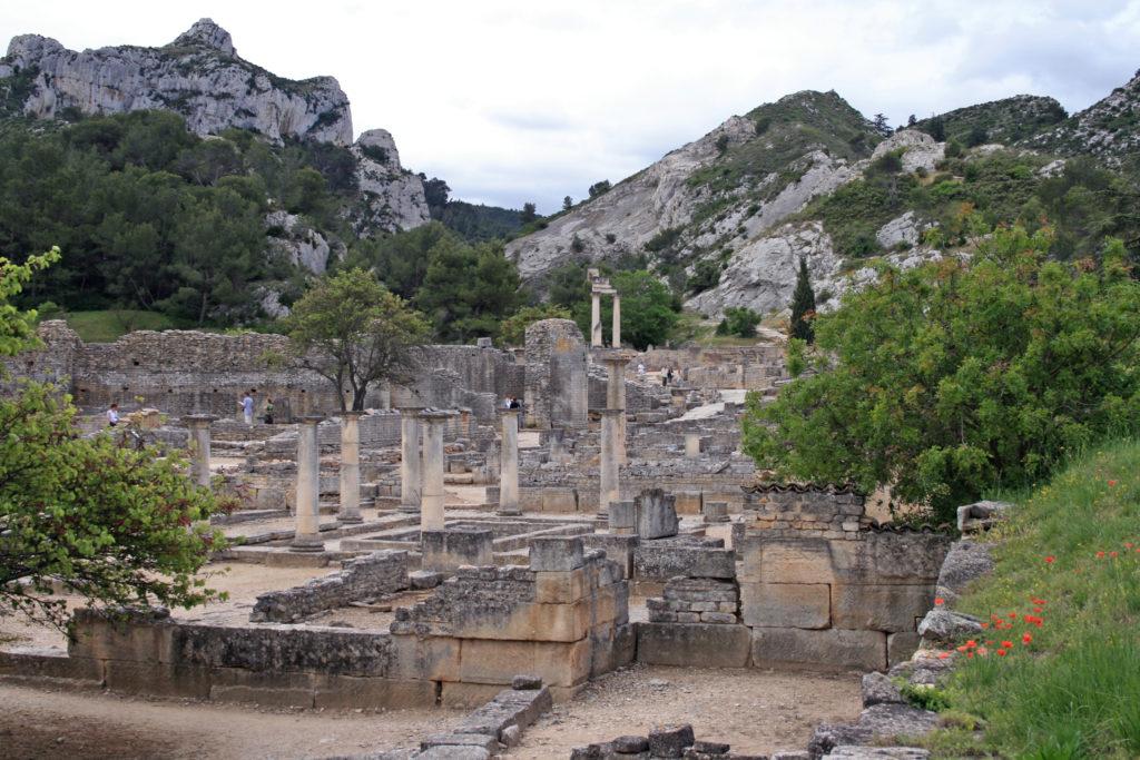 St Remy de Provence - Glanum
