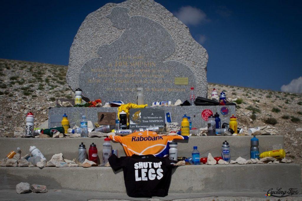 Mémorial Tom Simpson - Mont Ventoux
