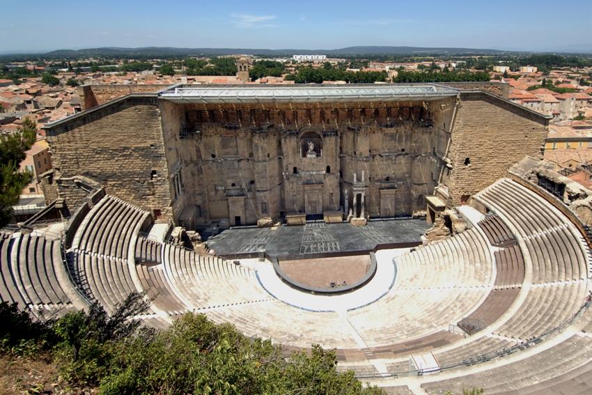 Orange - Théâtre antique