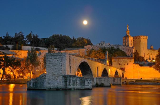 Avignon - Pont St Benezet