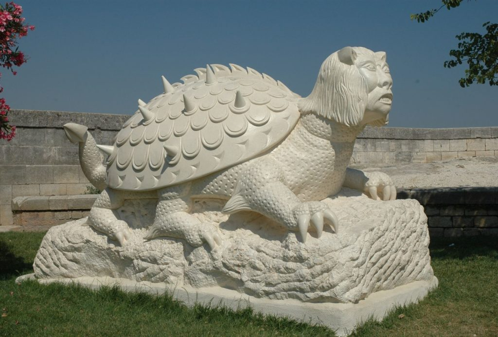Statue la Tarasque