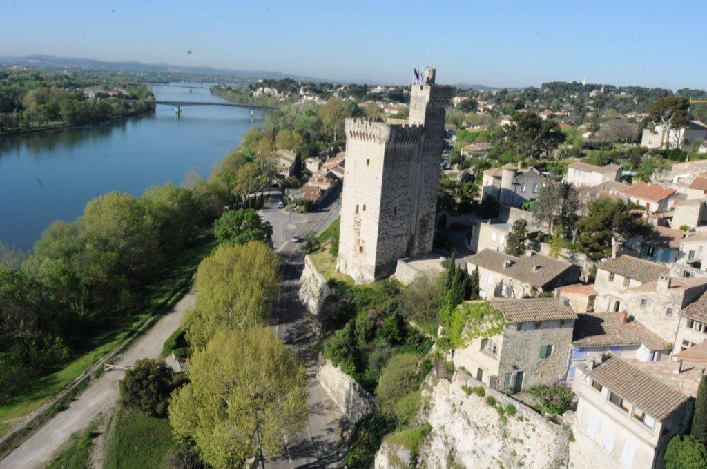 Villeneuve-lez-Avignon -Tour Philippe le Bel