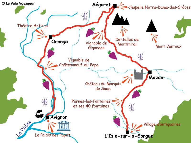 Circuit des vins